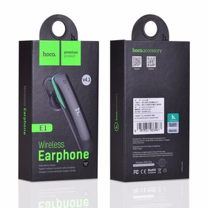 Bluetooth-гарнитура Hoco E1 wireless bluetooth earphone