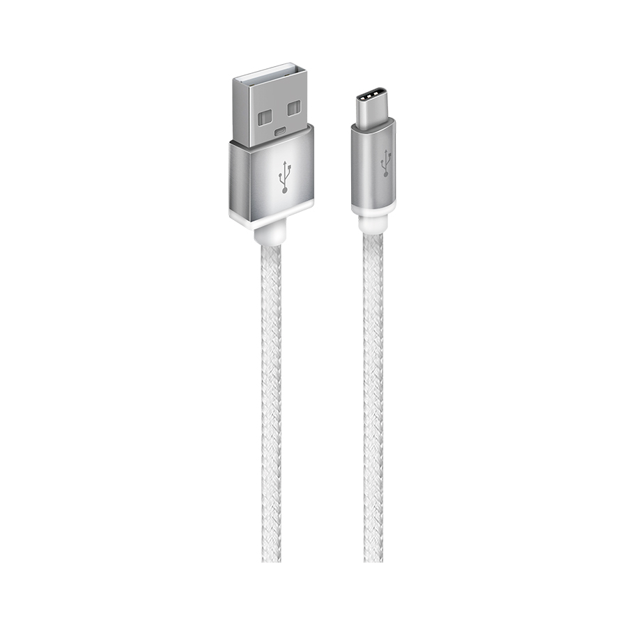 Дата-кабель OXION DCC029 USB 2,0 (M) - Type-C (M)